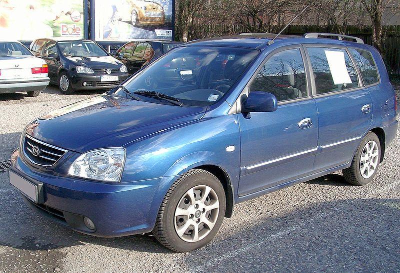Kia Carens (2002-2006)