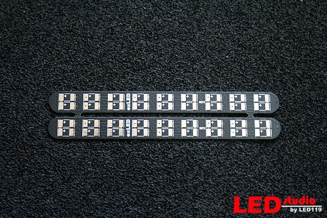 Платы SST-3 PCB (2 шт) 3х контурные для установки под зеркало