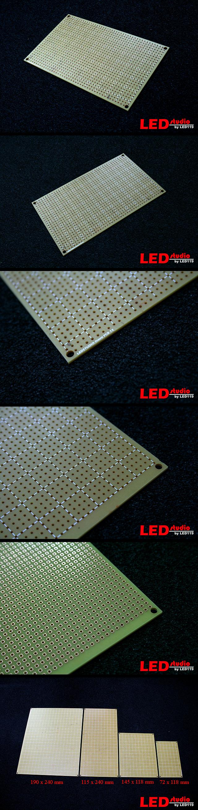 Omni PCB 72 (72 x 118 мм)