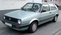 VOLKSWAGEN GOLF 2 (1991 - 1999)